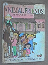 our animal friends at maple hill farm hardcover