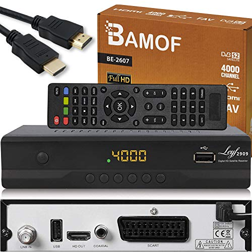 hd-line Bamof BE-2607 Digital Bild
