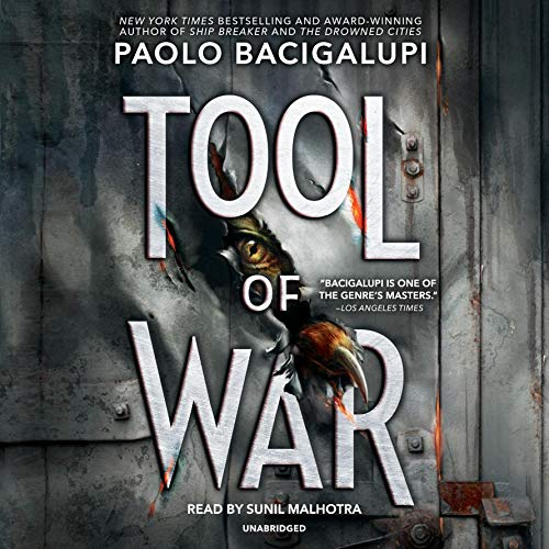 Tool of War cover art