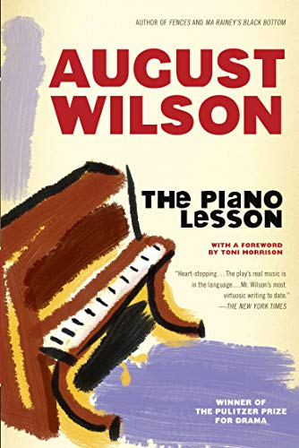 Ebook The Piano Lesson By August Wilson