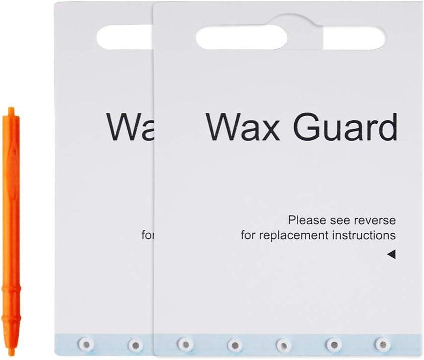 TKING Ear Price reduction Wax Guards for SA-C5-R; D-L-C1 Model Gorgeous D-C-C1R; D-L-C2B;