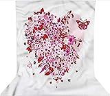 Fondo de fotografía de 7 x 10 pies, diseño de mariposa,...