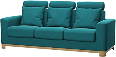 Soferia - IKEA EKTORP Funda para sofá de 3 plazas, Eco ...