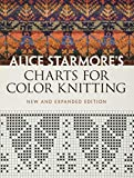 Alice Starmore's Charts for Color Knitting (Dover Knitting, Crochet, Tatting, Lace) - Alice Starmore