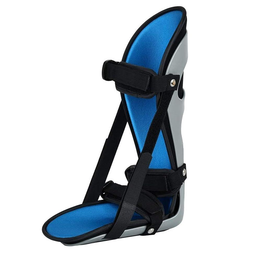 市長バッグ抽象化足首サポート アキレス、足首の怪我をサポートする足首骨折ブーツ付きの軽量保護歩行ブーツ (Size : S)