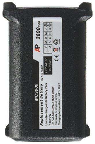 Artisan Power Replacement Battery Compatible with Motorola & Symbol MC9000-G/K Series Scanners. 2600 mAh
