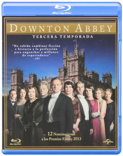 Downton Abbey - Temporada 3 [Blu-ray]