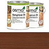 Osmo 016 Bangkirai Dark Exterior Wood & Decking Oil 2.5 litres