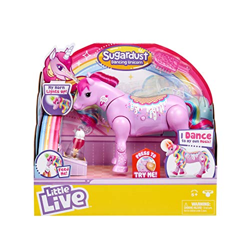 Little Live Pets Stardust My Dancing Interactive Unicorn