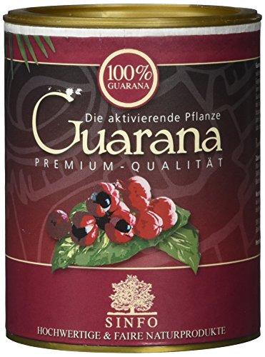 El Puente | Guaraná | Poeder | 100 gram | Biologisch | Langzame afgifte | Stimulerend