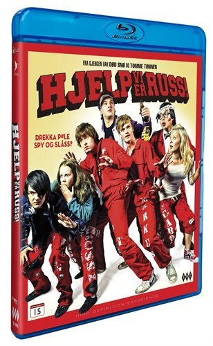 Help, We Are Graduating! (2011) ( Hjelp, vi er russ ) [ Origen Noruego, Ningun Idioma Espanol ] (Blu-Ray)