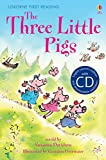 The Three Little Pigs [Book with CD] (First Reading Series 3)