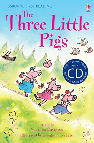 Three Little Pigs £Book with CD] (First Reading Series 3)
