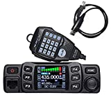 Best Mobile Ham Radios - Anytone AT-778UV Dual Band 25W Mobile Radio Transceiver Review