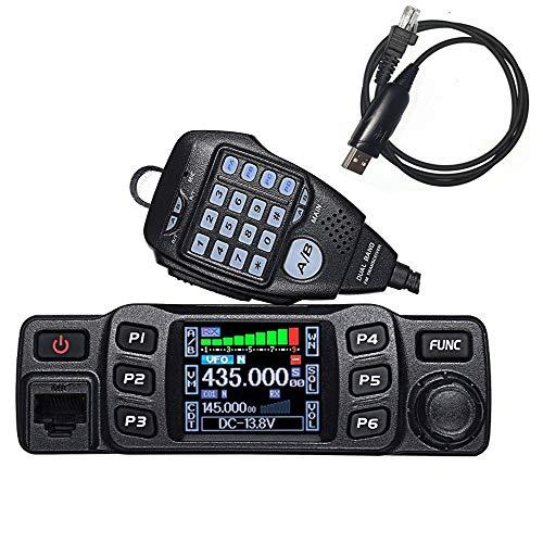 Anytone AT-778UV Dual Band 25W Mobile Radio Transceiver VHF/UHF Car...