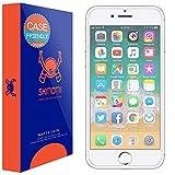 Skinomi Matte Screen Protector Compatible with iPhone 8 (2-Pack)(Case Friendly) Anti-Glare Matte Skin TPU Anti-Bubble Film