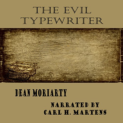 The Evil Typewriter: 37 Series cover art