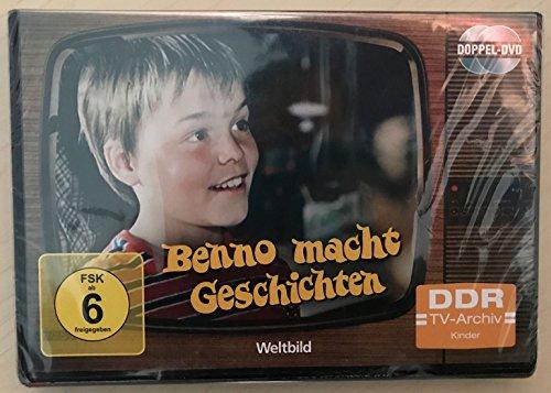 Benno macht Geschichten (DDR TV-Archiv) (2 DVDs)