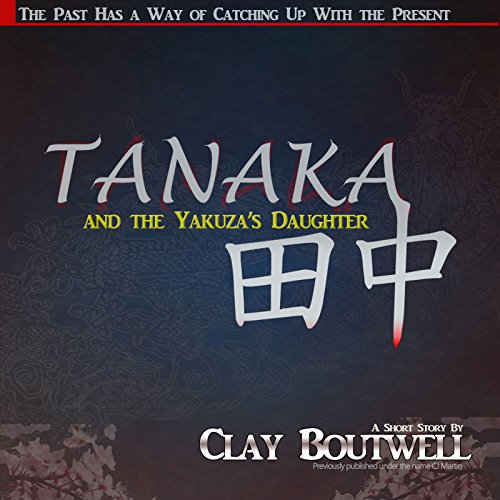 Tanaka and the Yakuza's Daughter cover art