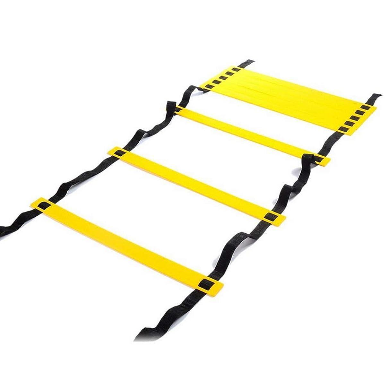 sholdnut Agility Ladder Cones - Speed Agility Step Training Ladder Soccer Training Ladder Soccer Equipment