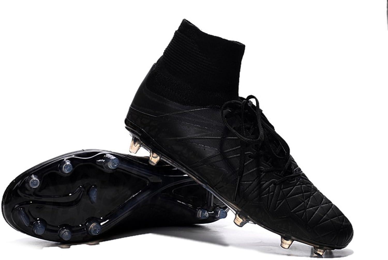 Demonry Schuhe Herren Hypervenom phantom II FG schwarz Fußball Stiefel B01L17UBOA  Viel Spaß