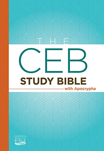 Compare Textbook Prices for The CEB Study Bible with Apocrypha Hardcover  ISBN 9781609262150 by Green, Joel B.