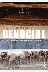 Genocide: A Comprehensive Introduction by Adam Jones(2017-02-03) Paperback