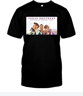Happiness Tour Music Favorite Brothers T-Shirt