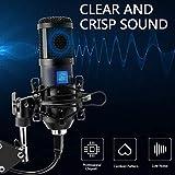 IMG-1 microfono a condensatore usb uyikoo