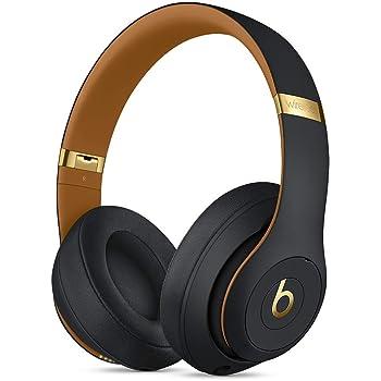 Beats Studio3 Wirelessオーバーイヤーヘッドフォン – The Beats Skyline Collection - ミッドナイトブラック