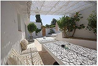 Garaje LHF Shade Net Estanque terraza Tela Resistente a los Rayos UV Malla de Sombra para el jard/ín Balc/ón Techo Planta de Flores Coche Planta de jard/ín Perrera,a Bloqueador Solar