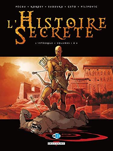 L'Histoire secrète - Intégrale T01 à T04