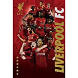 Liverpool FC Players 2019-20 Maxi Poster 61 x 91.5 cm Colourful 711AB650B6