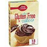 Betty Crocker Gluten Free Yellow Cake Mix (Pack of 6)