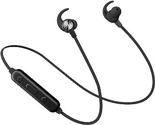 (Renewed) Rhythm&Blues A10BT in-Ear Bluetooth Wireless Earphones with mic (Black)