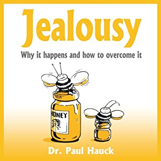Jealousy audiobook cover art