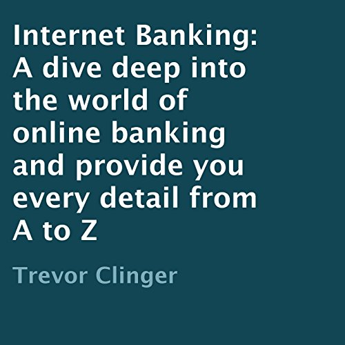 Internet Banking audiobook cover art