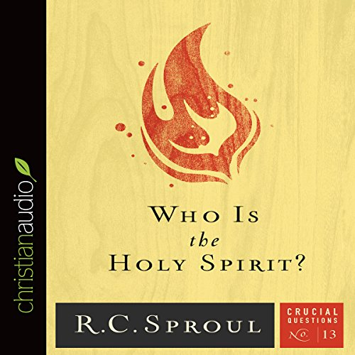 Who Is the Holy Spirit? audiobook cover art