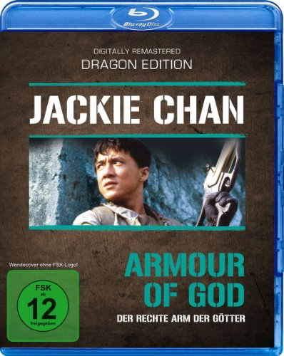Armour of God - Der rechte Arm der Götter - Dragon Edition [Blu-ray]