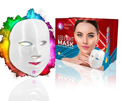Rejuven Mask Pro LED Light Therapy for Acne