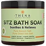 Best Organic Sitz Bath Soak For Postpartum Care Recovery & Natural...