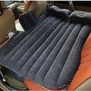 OKAYOU 家庭用大型耐久車の後部座席カバー車のエアマットレス旅行ベッド防湿インフレータブルマットレスエアベッド車のインテリア