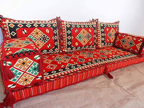 floor seating,floor cushions,arabic seating,arabic cushions,floor sofa,oriental seating,furniture,majlis,jalsa,floor couch,arabic couch - MA 39