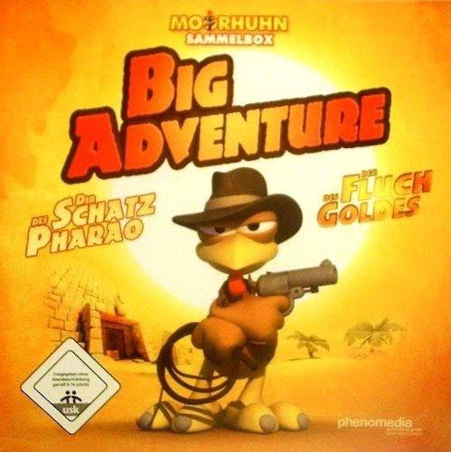 Moorhuhn Big Adventure - Der Schatz des Pharao + Der Fluch des Goldes