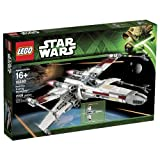 LEGO Star Wars X-wing Fighter (TM) Red Squadron machine 10240 Overseas Limited (japan import)