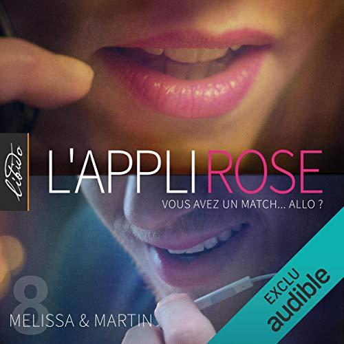 Melissa & Martin audiobook cover art