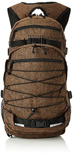 FORVERT Backpack New Louis, Flannel Light Brown, 50.5 x 26.5 x 12 cm