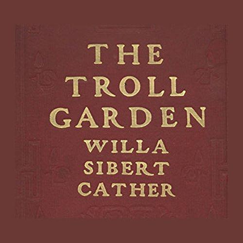 The Troll Garden audiobook cover art