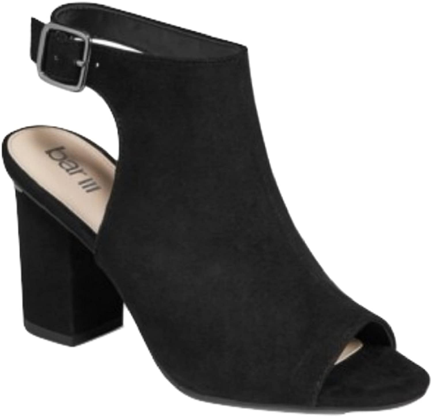 Bar III Marli Block-Heel Shooties