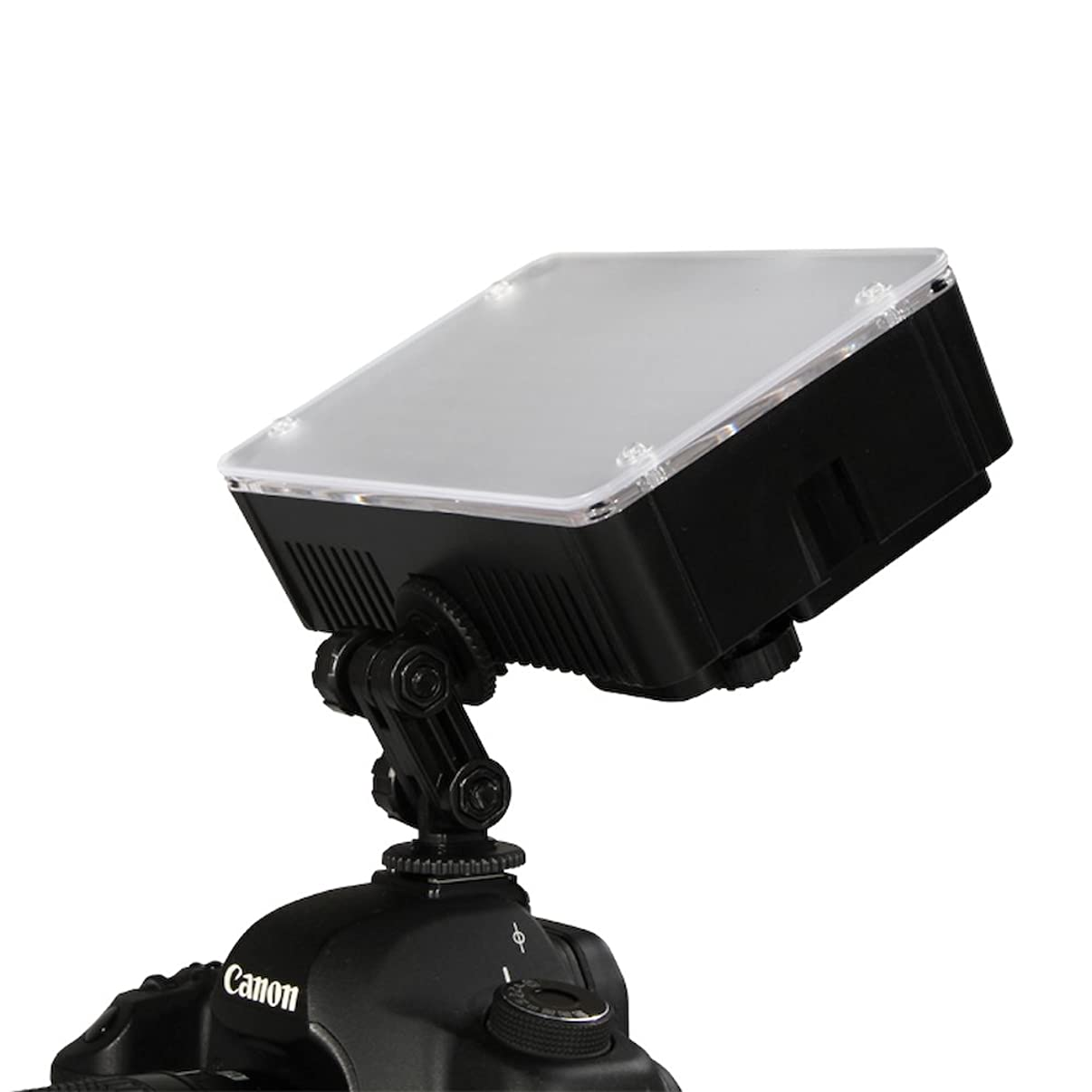 Aputure AL-H160 160 Bulb on Camera Light (Black)